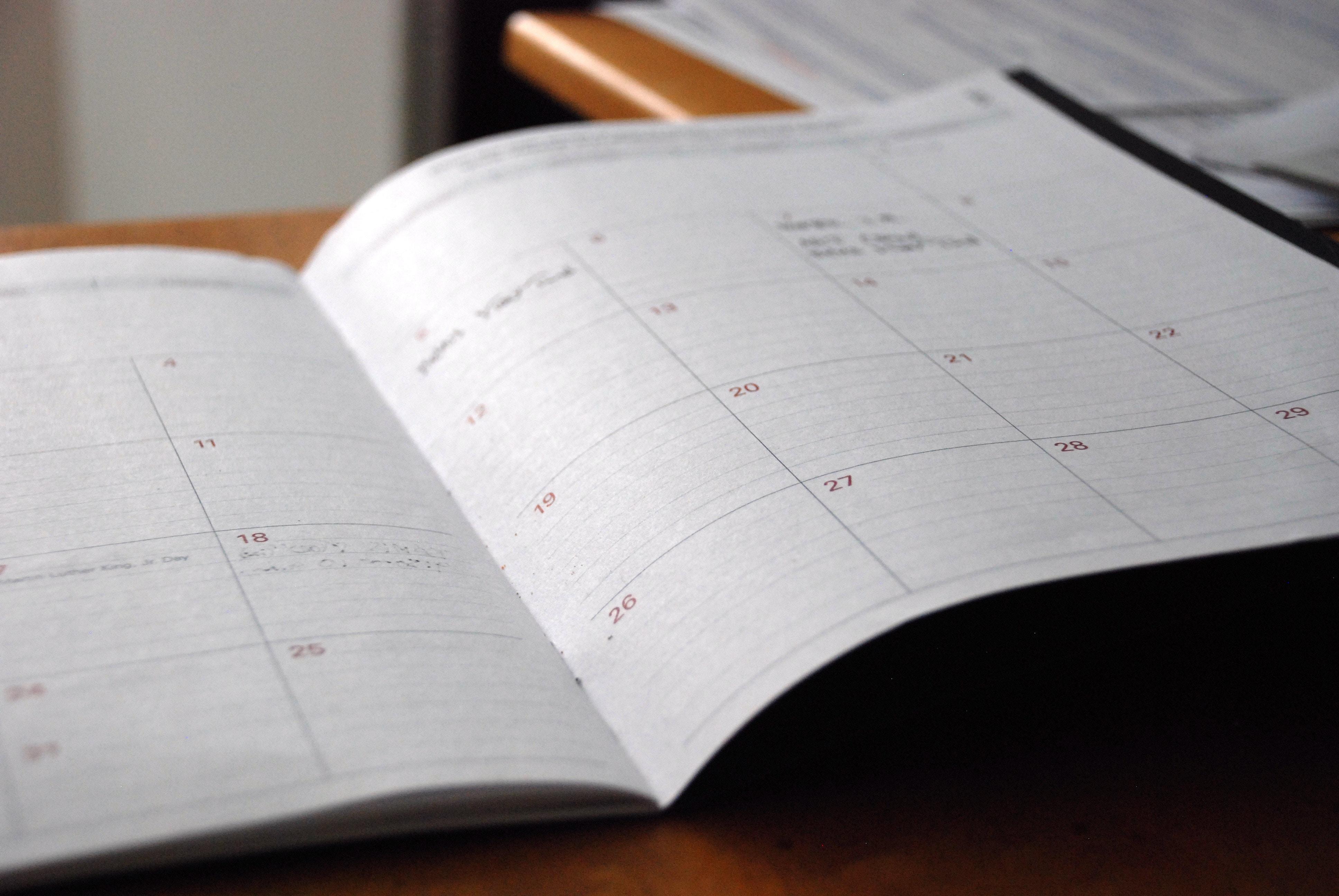 転職活動にかかる期間を知ろう|期間・計画・予定の立て方